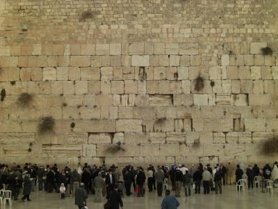 世界一周の思い出 イスラエル①陸路入国審査とエルサレム初日