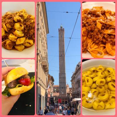 JGC修行④/夏のバカンスはイタリアで! Day5・学生気分でボローニャの街を散策してみたヨー。