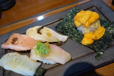 20200504 大阪 藤屋セカンズで、昼から飲み鮨