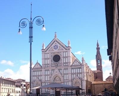 大聖堂もウフィツィ美術館も見ごたえ十分です