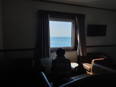 釜山旅行、海雲台ホテルをお勧め、東横イン。母が好きなホテル