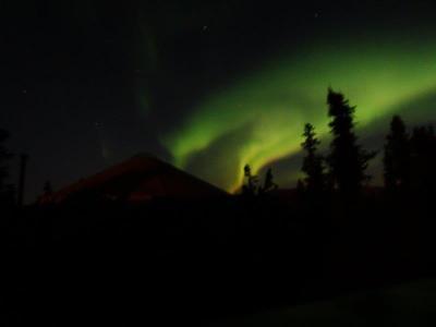 アラスカ旅行記 アラスカ鉄道~デナリ国立公園~チェナ温泉+オーロラ