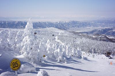 蔵王温泉スキー旅行 2018年2月