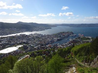 混乱の10連休、北欧の美しい自然と街巡りの旅:スウェーデン、ノルウェー旅行【19】(2019年GW 5日目⑤ 箱庭のベルゲン)