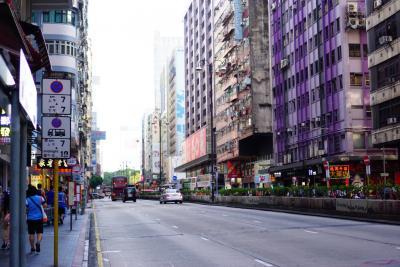 香港デモが心配でしたが①