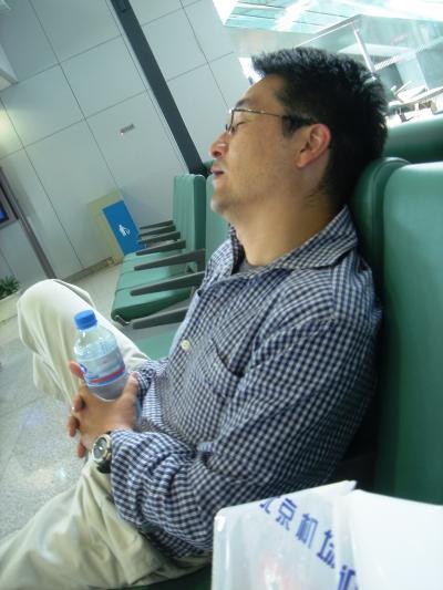 回顧録 2005年 9泊10日 チベット・北京旅行 その11 疲労困憊