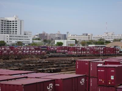 Stay Homeの合間に、仙台市内10kmウォーク開催してきた(鉄ネタも投下します)