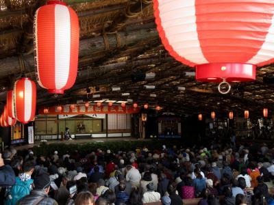 上三原田の歌舞伎舞台 創建弐百年祭
