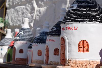 秋の南イタリアの美食&絶景のドライブ旅 ② DAY2