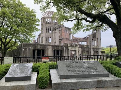 城下町旅ラン⑪~広島