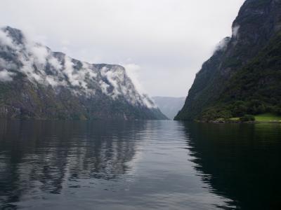 憧れのソグネフィヨルドで優雅なひととき*北欧の旅