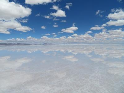 2020年の年明けはウユニ塩湖で!⑥