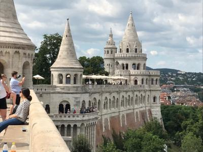 中欧4ヵ国を7泊9日でまわる旅、寝台列車からブダペスト編