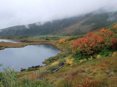 久しぶりの大雪山 比布岳と沼ノ平