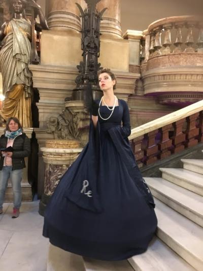 2019年 晩秋のパリ・フィレンツェ20日間 パリ編7【オペラ座とサンジェルマンの教会】