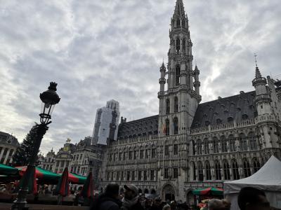 ベルギー&フランス 8days①