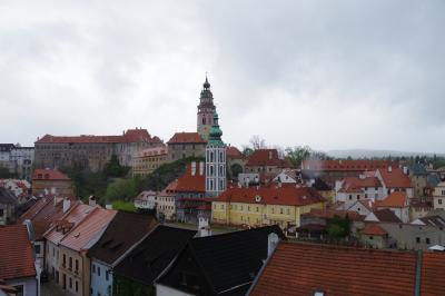 2019GWチェコ&ベルギー旅行*4日目 憧れのチェスキー・クルムロフ*