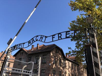 念願のポーランド訪問!クラクフ&アウシュビッツ強制収容所へ