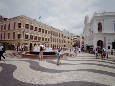 【Luxurious Macau】香港&マカオ[4] ~旧ポルトガル領!マカオ世界遺産を巡る~