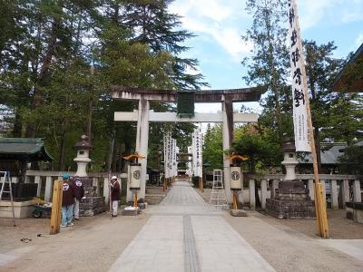 新潟・東北2020陽春旅行記 【6】米沢