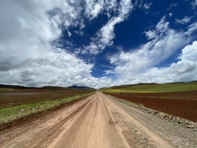2020.1 ペルー絶景「聖なる谷」を爽快ドライブ!目的地はクスコ!(ペルー・ボリビア・メキシコ14日間周遊旅4)