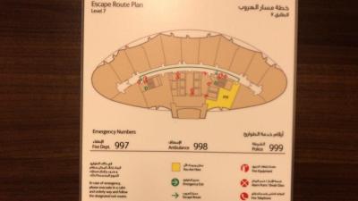 弾丸UAE・ドバイ旅-Address Sky View 715号室編