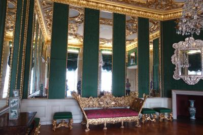 2018 三度目のシニア三人旅 ☆シャルロッテンブルク宮殿でプロイセン王国の歴史勉強を