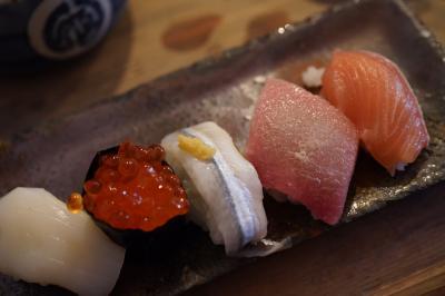 20200507 大阪 今度は友人と中央市場本場のゑんどう寿司へ → ウェウェテナンゴってぇカフェにも