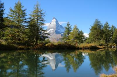 トレッキングというよりハイキング?巡るスイスの絶景