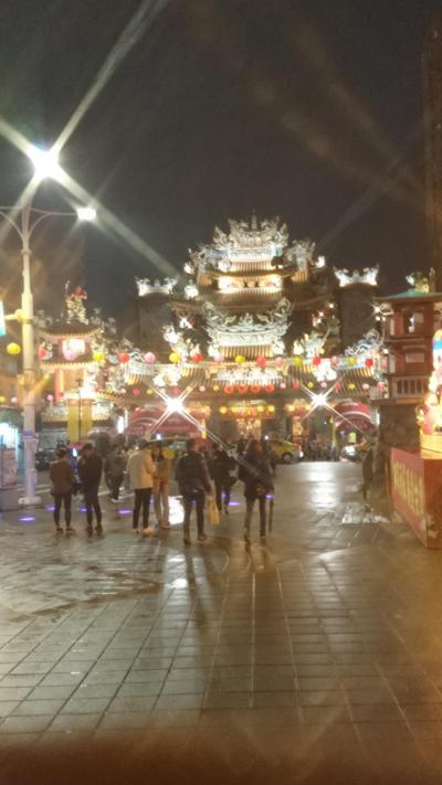 台湾(台北、高雄)4泊5日 (4日目:台北市内歩き~帰国)