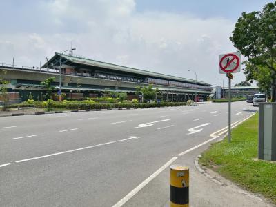 シンガポールをただ通過するだけ トータル5000円でシンガポール観光