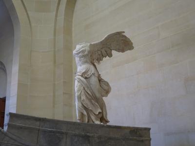 ⑤ 魅力のフランスパリ・モンサンミッシェル に飛びついて  パリ 編