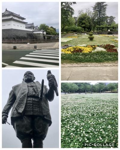 静岡☆駿府城公園をぶらりする。