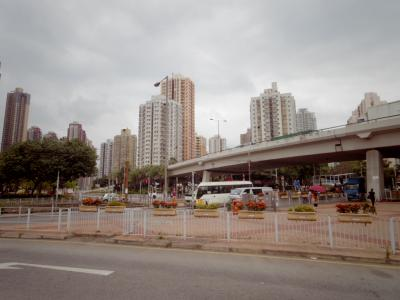 【HongKong】香港&マカオ[7] ~香港ローカル路線バスの旅・元朗を行く~