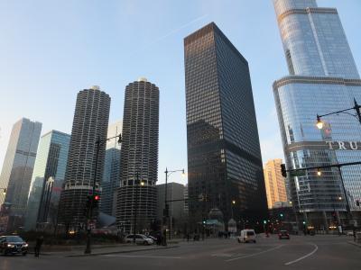 シカゴ ライブを見に一人旅