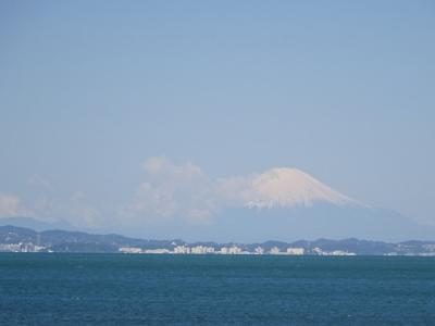 ヤマトタケルの家路5 番外編、走水から足柄山はどう見えるか