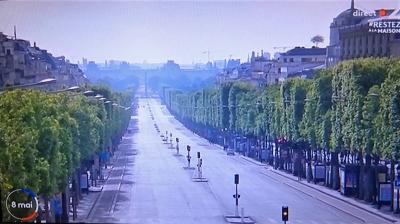 戦時下のパリ ー15区の片隅からー その6