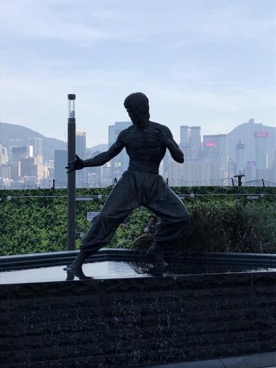 香港デモが心配でしたが③