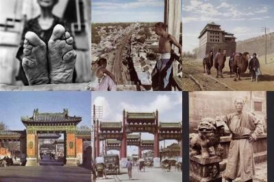 100年以上も前の中国古写真と出会う ~ 北京で撮られた写真を中心に