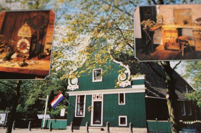 Stay Home*2001.3*オランダの追憶【ライデン・ハーグ・ユトレヒト・ザーンセ スカンス】
