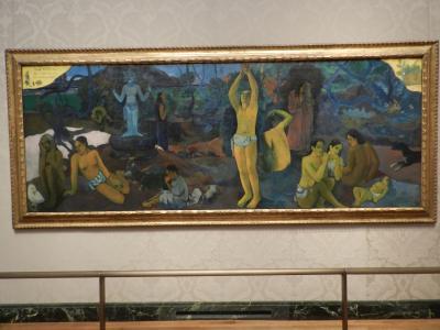 ボストン美術館で見たかった絵を見られました~!◆ボストン・ナイアガラ・プリンスエドワードの旅《その6》