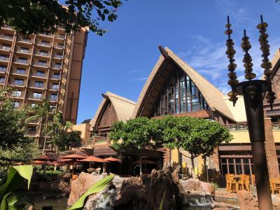 毎年恒例ハワイ旅行!アウラニ・ヒルトンに泊まる2019年冬の旅【初日~2日目】