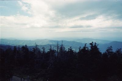 Great Smoky Mountains National Park, 1979.
