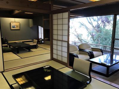 2020年春休み親子旅は湯河原と箱根の温泉へ☆vol.3 湯河原温泉・川堰苑いすゞホテル。