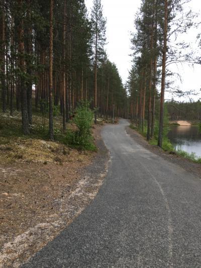 自然体感旅 オウル フィンランド