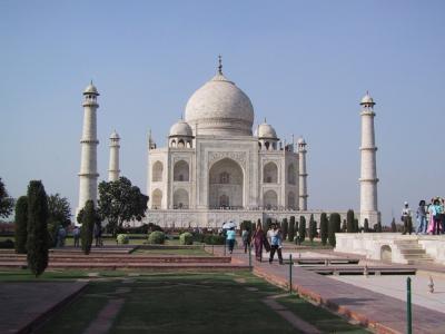 約20年前のインド旅行