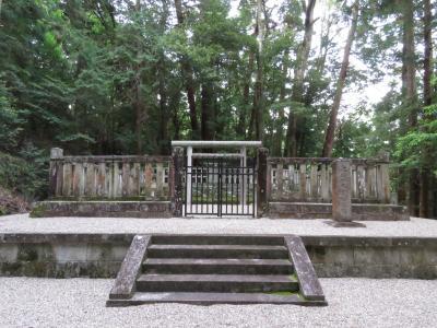 2020.5.13 水 奈良県 (吉野/北山/桜井/天理)南東方面天皇陵墓