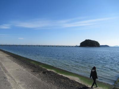 2020 所用で名古屋に行ったついでに蒲郡散策