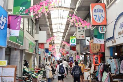 昭和レトロ雑色商店街で食べ歩き