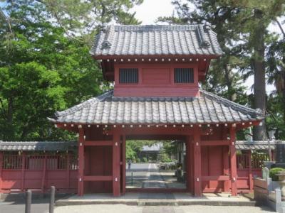越谷の大澤香取神社と天嶽寺を参拝・散策しました
